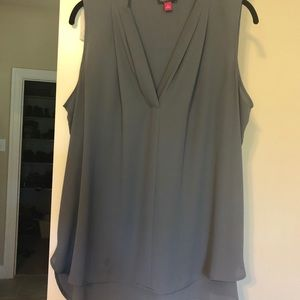 Grey Vince Camuto shell/tank